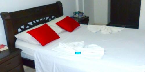 Cama - Hotel Villa Colonial - Slader
